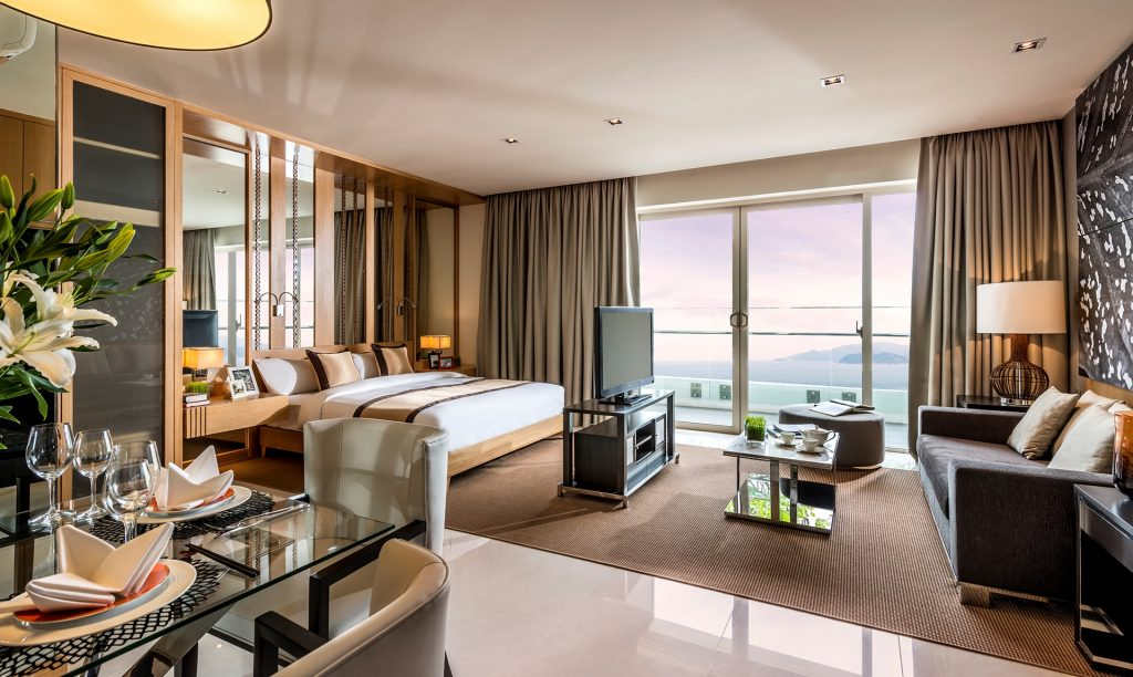 STUDIO OCEAN VIEW The Costa Nha Trang Residences
