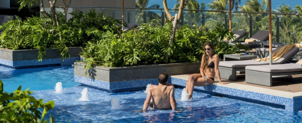Swimming Pool InterContinental Nha Trang